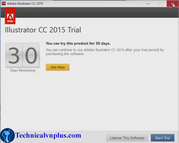 Hướng dẫn crack Adobe illustrator CC 2015 - Link download Adobe illustrator CC 2015